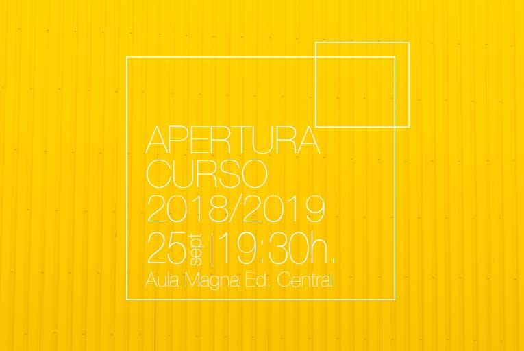 apertura-curso-2018-2019