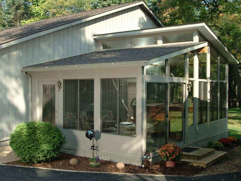 Modern Porch Extensions
