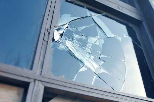How to Temporarily Fix a Broken Window  Alure