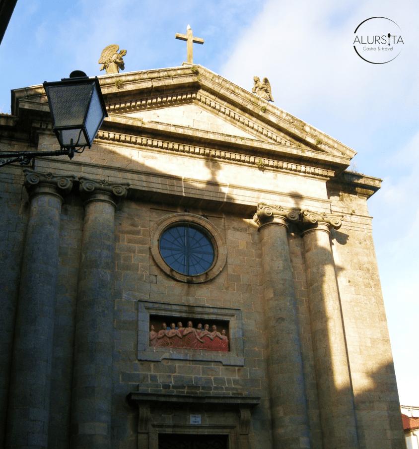 Viajando Santiago de Compostela, travelblogger
