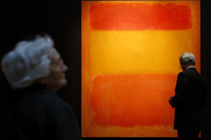 Most.Expensive.Mark.Rothko.Paintings.in.the.World_Orange_Red_Yellow  math  numeracy  visual arts