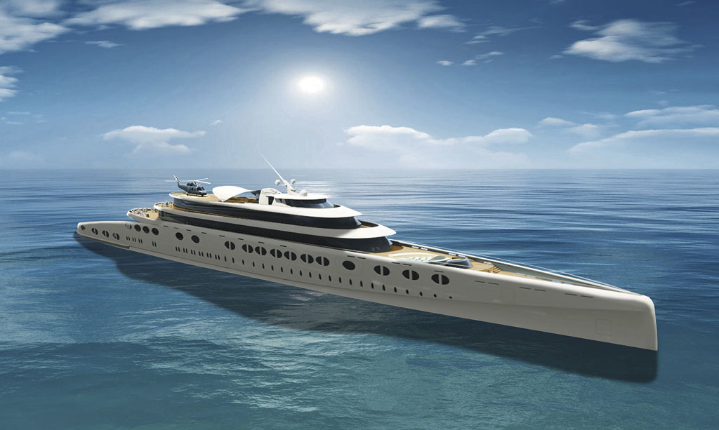 Largest Yachts In The World Top 10 Page 3 Of 10
