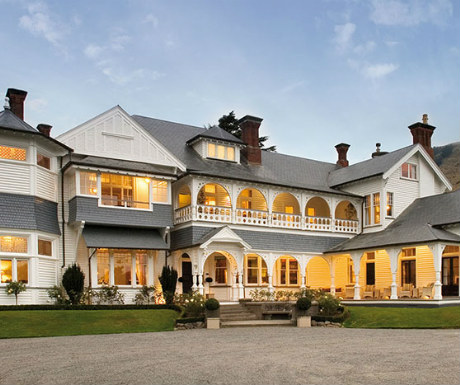 Otahuna Lodge Relais Chateaux
