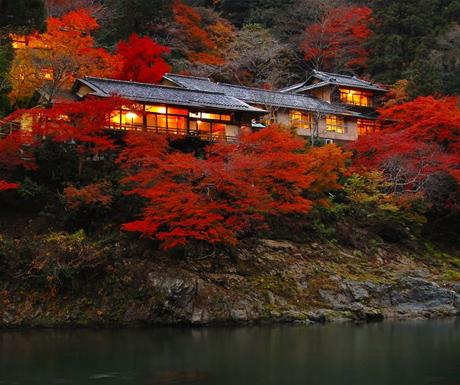 Japan - Hoshinoya Kyoto