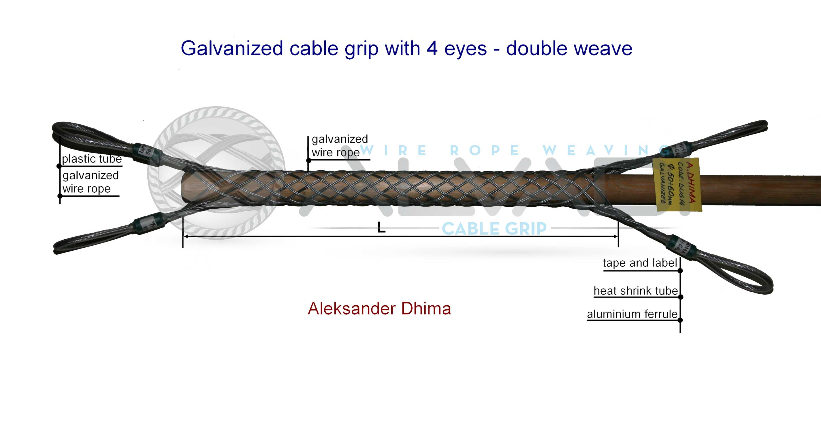 Wire Rope Breaking Strength Table