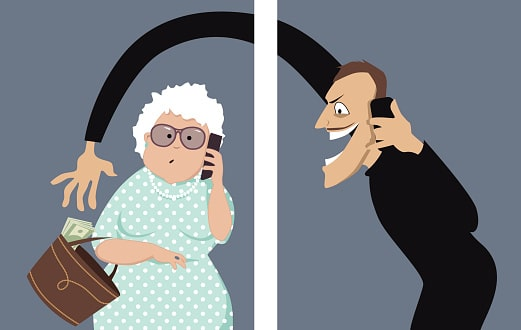 Start Here >>> How Scammers Use Familiar Phone Numbers to Steal ...