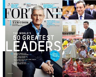 Una mirada al nuevo liderazgo en el mundo