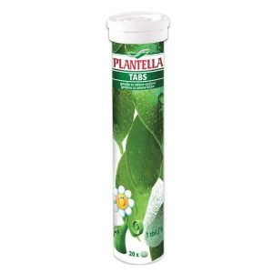 Toalilleväetis leht dekorat. taimedele 20 tabletti
