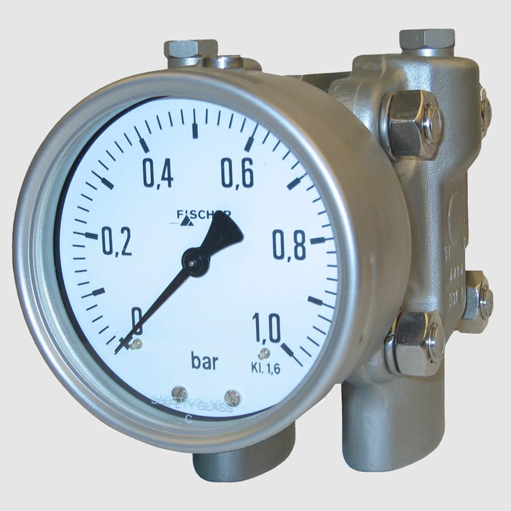 DA03- Differential Pressure Gauge