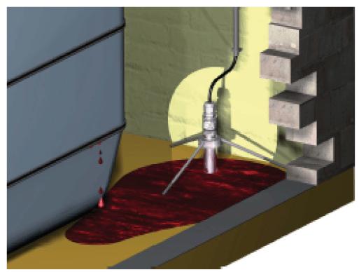 JOLA leak detector