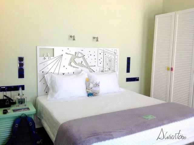 Islas Griegas. Isla de Ios . Luxury life - rooms