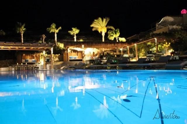 piscina hoteles lujo