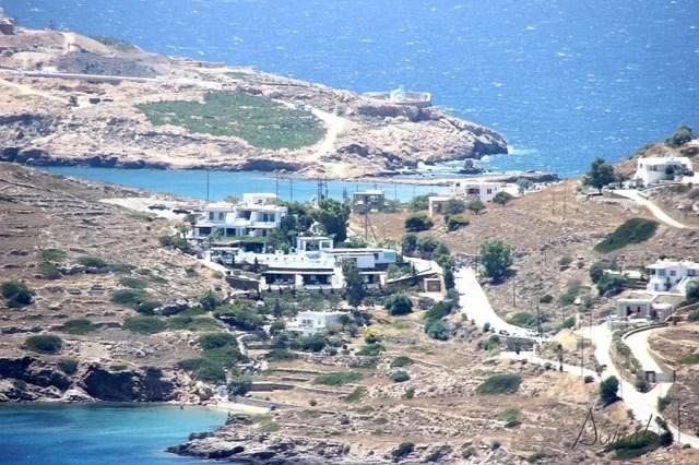 Islas Griegas. Isla de Ios . Luxury life