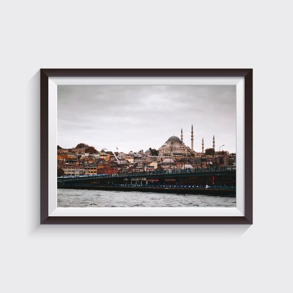 shop prints istanbul
