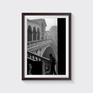 venice fog winter shop fine art print alvise busetto