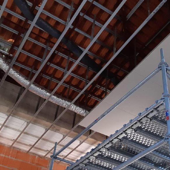 Plafond_Isolation_ALVITPLAQUISTE_Plaquiste_Jointeur_Perpignan_Pyrénées-Orientales