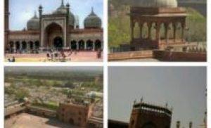 जामा मस्जिद दिल्ली का इतिहास- jama masjid dehli history in hindi