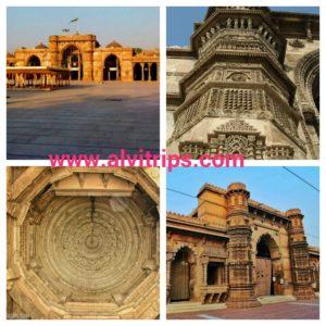 अहमदाबाद दर्शनीय स्थल