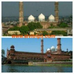 एशिया की सबसे बडी मस्जिद