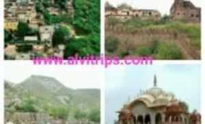 अलवर के पर्यटन स्थल – अलवर में घूमने लायक टॉप 5 स्थान