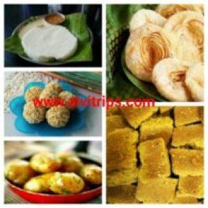 कर्नाटक का खाना