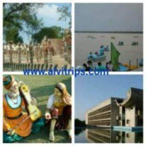 चंडीगढ़ के दर्शनीय स्थलो के सुंदर दृश्य