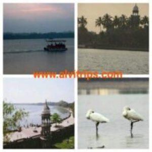 रैंकला झील के सुंदर दृश्य कोहलापुर पर्यटन