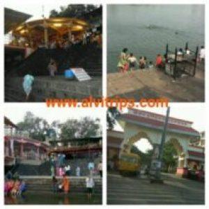 नरसिंहवाडी दत्त मंदिर के सुंदर दृश्य कोहलापुर पर्यटन
