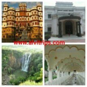 इंदौर पर्यटन स्थल के सुंदर दृश्य