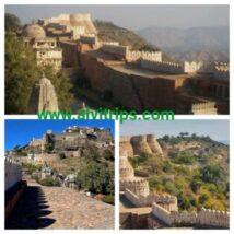 कुम्भलगढ़ का इतिहास – कुम्भलगढ़ का किला
