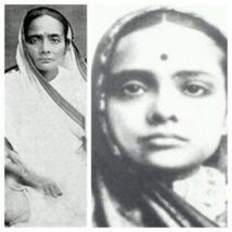 कस्तूरबा गांधी के चित्र