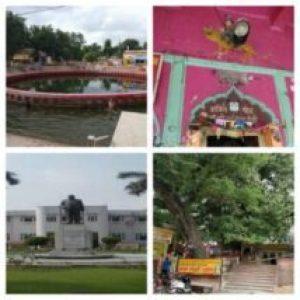 सीतापुर के दर्शनीय स्थल के सुंदर दृश्य