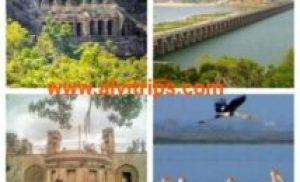 विजयवाड़ा पर्यटन – विजयवाड़ा के टॉप 10 दर्शनीय, ऐतिहासिक, मनोरंजक स्थल