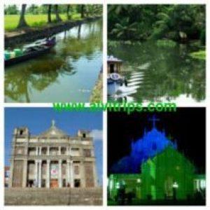 कोट्टायम पर्यटन स्थलों के सुंदर दृश्य