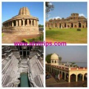 बीजापुर पर्यटन स्थलों के सुंदर दृश्य