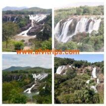 शिवनासमुद्र फाल्स – शिवनासमुद्र कर्नाटक में एख खुबसूरत झरना