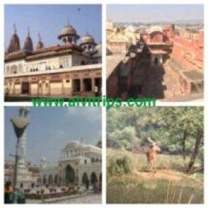 करौली जिले के दर्शनीय स्थलों के सुंदर दृश्य