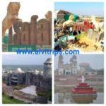 इटावा पर्यटन स्थलों के सुंदर दृश्य