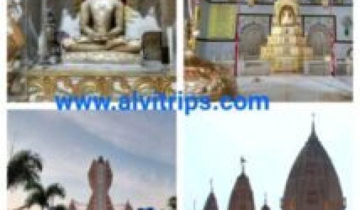 त्रिलोक तीर्थ धाम बड़ागांव – बड़ा गांव जैन मंदिर खेडका का इतिहास