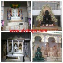 मरसलगंज प्राचीन दिगंबर जैन मंदिर आतिशय क्षेत्र तीर्थ