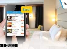 Pesan Tiket Hotel Sambil Ngapain saja #JadiBisa dengan Traveloka