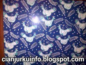 Batik cianjur