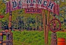 De Ranch, Lembang Ide wisata, rencana liburan, rencana honeymoon