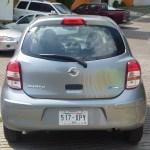 Por Fin Llega El Nissan March 2013 Advance Con Frenos Abs Alvolante Info
