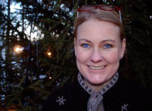 Birgitta Forsman. Foto: Tony Berglund
