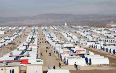 مخيمات سوريا
