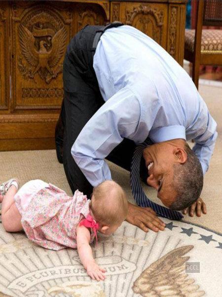 الرئيسي الأمريكي السابق أوباما