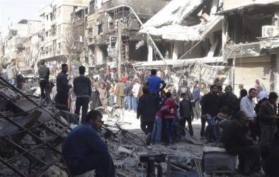 اعتقال 60 فلسطيني خلال هروبهم من مخيم اليرموك