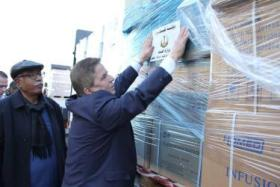 الصحة: تسيير 20 شاحنة أدوية إلى مستودعات الوزارة في غزة