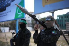 غزة.. مناورات كتائب القسام في صور